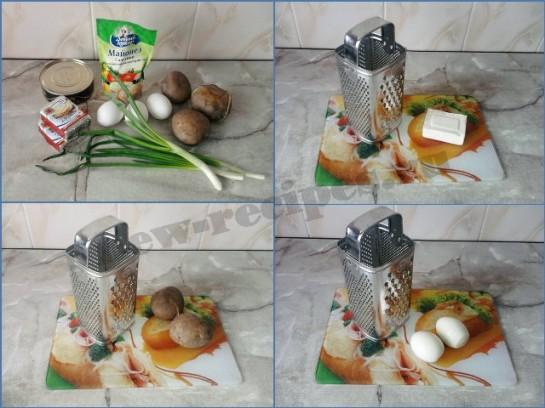 салат рыбки в пруду фото 1