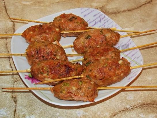 люля кебаб дома фото рецепт в духовке и на сковороде 1