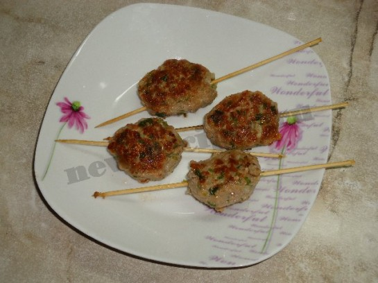 люля кебаб дома фото рецепт в духовке и на сковороде 11
