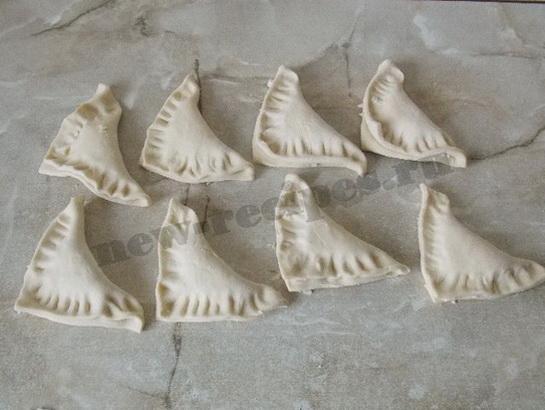 хачапури с сыром рецепт с фото 5