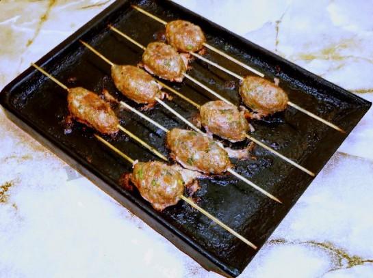 люля кебаб дома фото рецепт в духовке и на сковороде-12