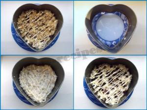 салат в виде сердца фото 2