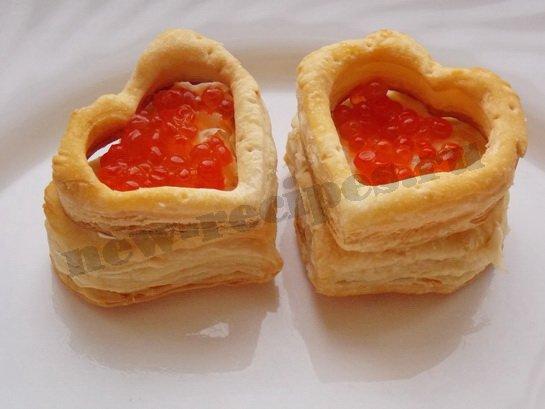 рецепт ко Дню Валентина