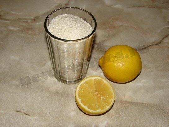 начинка для пирога с лимоном