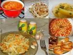 постные блюда рецепты с фото