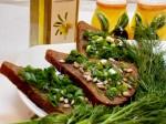 Легкие весенние бутерброды «Хит Весны»!