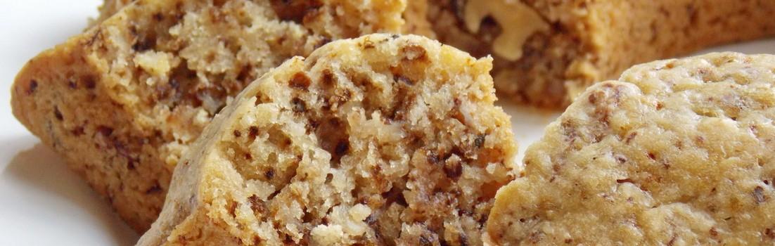 постный кекс с орехами рецепт с фото (13)