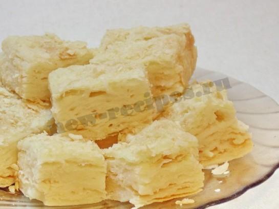 Торт наполеон простой рецепт торта