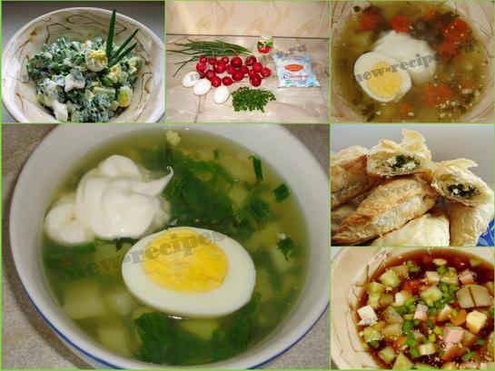 что приготовить из варёных яиц