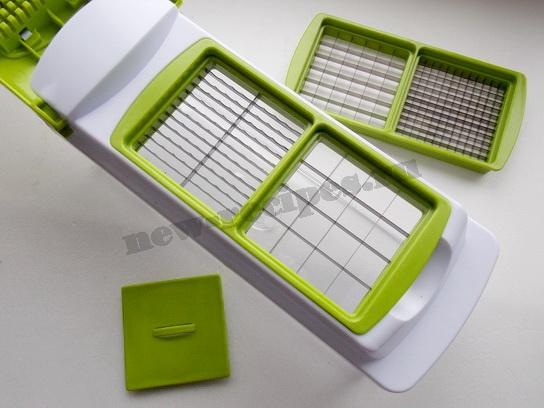 для нарезки кубиками