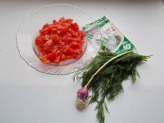 готовим томатный соус для пиццы маринара