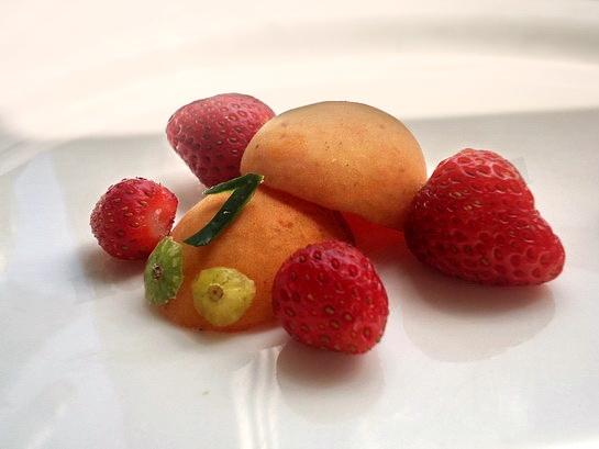 как сделать машинку из фруктов