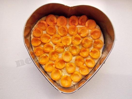 как испечь пирог с абрикосами
