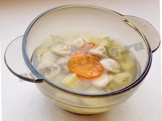 рецепт супа из черешков сельдерея