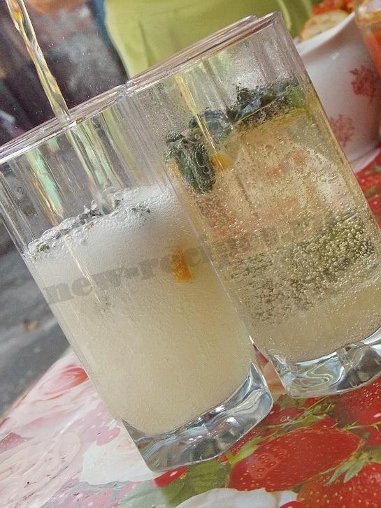 напиток мохито