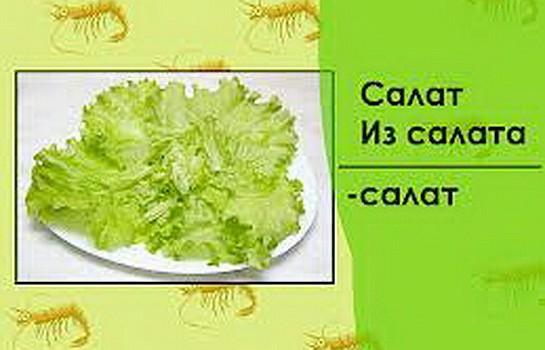 прикольные салаты (2)