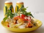 салат курица перец болгарский готов
