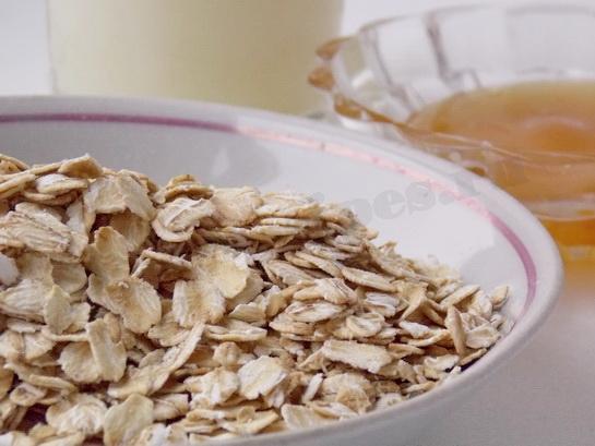как приготовить овсянку с мёдом и молоком