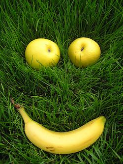 бананы яблоки