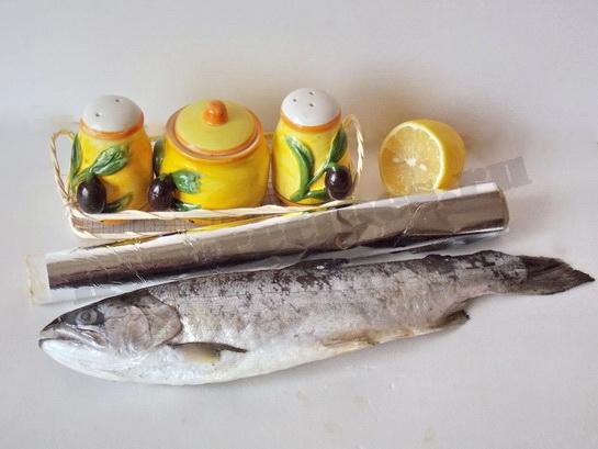 запеченный лосось ингредиенты