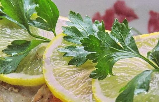 лосось в духовке рецепт