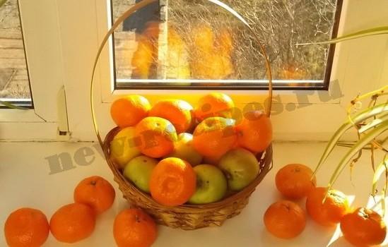 какие мандарины лучше