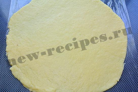 Раскатаем тесто
