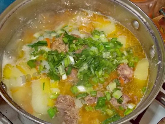 Вторые блюда мясные с картошкой рецепт 63