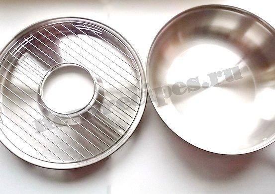 сковорода гриль газ фото 1