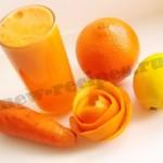 Сок морковно-апельсиновый