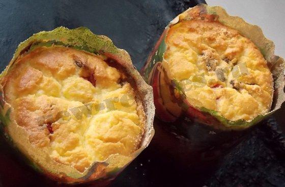 творожная пасха печёная рецепт с фото