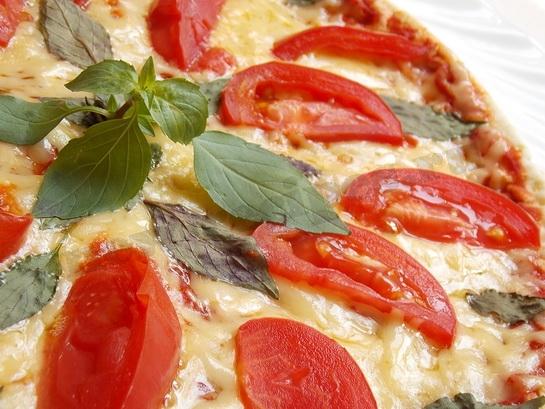 3 минуты - и пицца готова