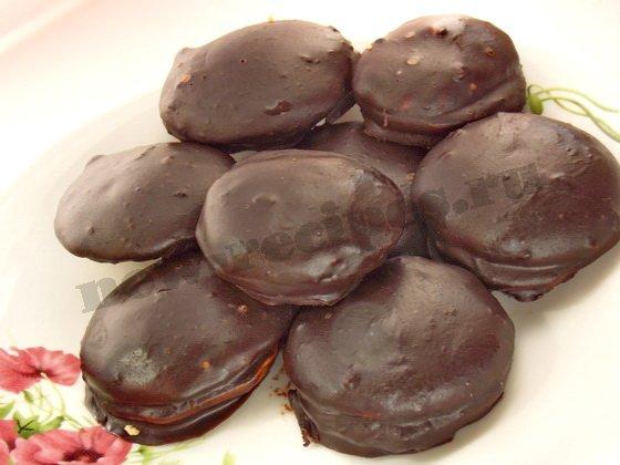 Зефир в шоколаде в домашних условиях рецепт