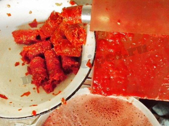 как приготовить домашний томатный сок
