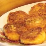 Сырники с тыквой и творогом «Оранжевое настроение»!