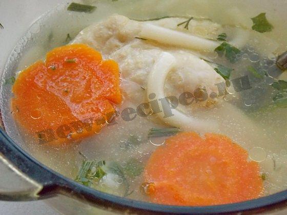 вкусный суп рецепт с макаронами