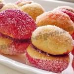 Пирожное Персики: фото рецепт