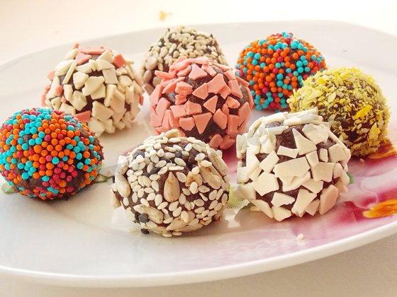 десерт бригадейро