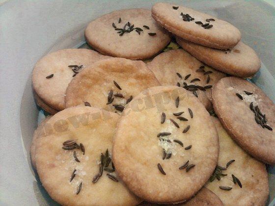 закусочное пивное печенье