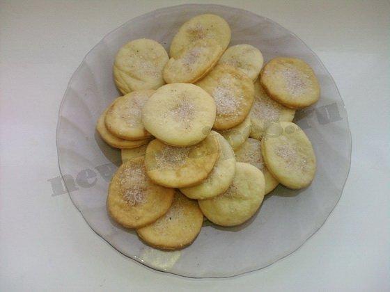 пивное печенье сладкое
