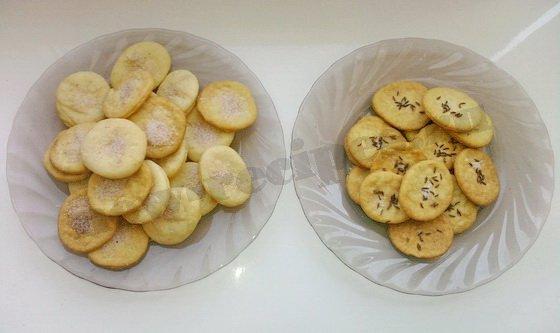 рассыпчатое пивное печенье