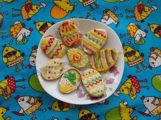 печенье на Пасху рецепт