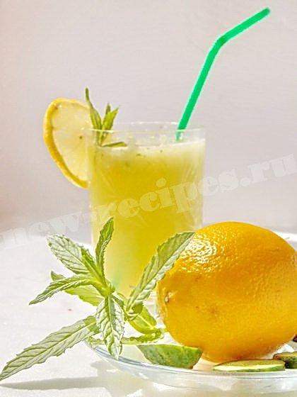 лимонад с огурцами