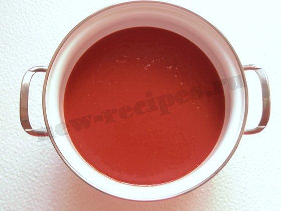 приготовим томатный сок