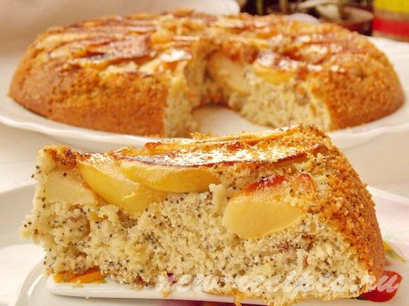 айвовый пирог