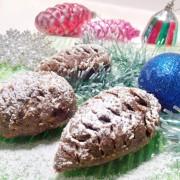 новогодние пирожные