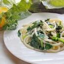 рецепт спагетти со шпинатом