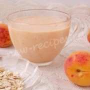 смузи с абрикосами