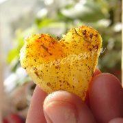 картошка в виде сердечек